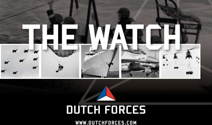 Dutch Forces horloges