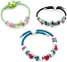90000 - Bacio Junior Cotton Bracelets