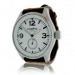 cop07005 - Air Bruin - Copha Air - White brown leather strap