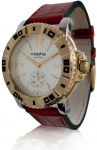 cop09015 - Copha Predator - BiColor with Burgundy Leather Band
