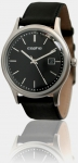 19BSKS22 - Copha Slim - Black Dial / Steel