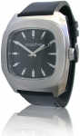 cop11002 - Copha Stealth - Black rubber strap