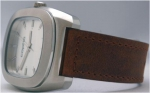 cop09006 - Copha Stealth - Brown leather strap