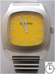 cop09002 - Copha Stealth - Silver / Yellow