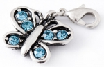 WR0212-03 - Elemento Charm - Butterfly Blue