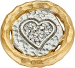 BR-929 - Enchanted Jewels Elements - Enchanted Heart