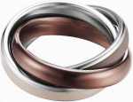 ESRG11580B160 - Esprit Ring Marin Coffee