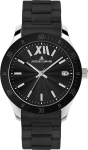 1623A Black - Jacques Lemans Rome Sport - Black