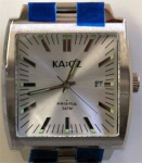 KA06014 - KA:OZ Tech (zilver)