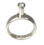 onj09001 - One Jewels - Basic Ring (silber)