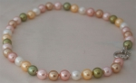 698510003 - Pearl Necklace (pastel)