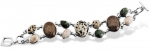 pur10002 - Pure Agate Bracelet with stones