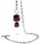 pur10010 - Pure Necklace - Tiger Eye